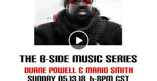 """The """"B-Side Music Series"""" (Episode 11 Part 2) on Vocalo Radio 91.1FM Duane  Powell by Vocalo Radio 
