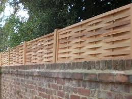 Print Of Wall Fence Panels Appliance Garden Wall Designs Small Backyard Gardens Backyard Garden Design