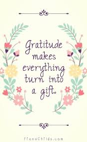 gratitude quotes by famous people quotesgram