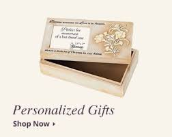 sympathy gifts personalized memorial