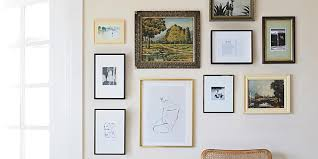 the best way to hang pictures on a wall