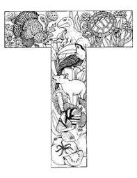 Alfabet Dieren Kleurplaten Animaatjes Nl