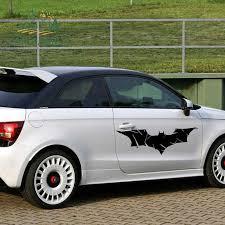 Earlfamily 2x Strong Dynamic Batman Evolution Bats Car Sticker For Truck Window Suv Door Kayak Vinyl Decal Jdm Flying Fighter Car Stickers Aliexpress