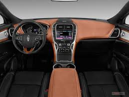2016 lincoln mkx 159 interior photos