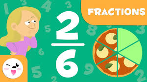 Fractions for kids - Mathematics for kids - YouTube