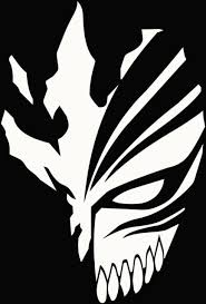 Ichigo Mask Decal Sticker Inspired By Bleach For Car Window Laptop Motorcycle For Sale Online Ebay