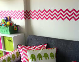 Wall Border Decal Etsy