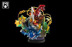 Gameboy Gen 3 - Pokemon Resin Statue - MFC Studios [In Stock] – FavorGK