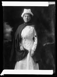Miss Ida F. Butler, American Red Cross Nurse, Hospital for Acute Diseases  of Children. Lyons, France   Library of Congress
