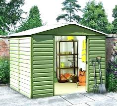 metal shed storage ideas shed interior