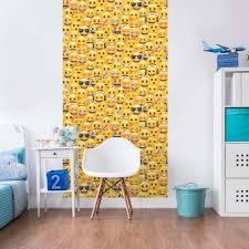 official emoji wallpaper kids bedroom
