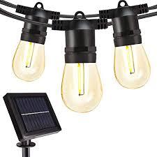 addlon solar string lights led