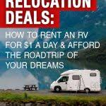 rv relocation deals how to an rv