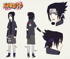 Sasuke NEW OUTFIT   Uzumaki Twins by SakukeLeaf on DeviantArt