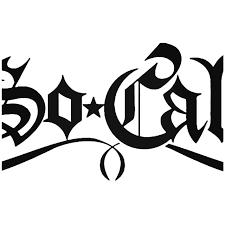 Socal Logo 2 Vinyl Decal Sticker