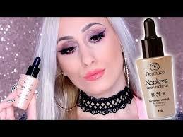 dermacol lesse foundation makeup