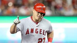 Mike Trout to Wear Tyler Skaggs ...
