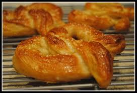 soft seasoned pretzels