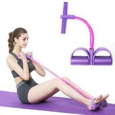 gym fitness resistance bands cardio