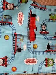 Curtain Valance Kids Room Thomas The Tank Engine Percy Train Tracks 72 W X17 L Ebay