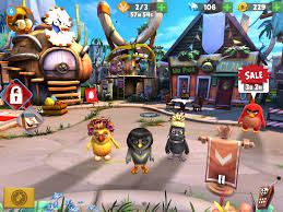 Game Review: Angry Bird Evolution — WEKU