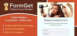 consultation form for beauty salon