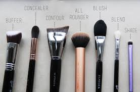 top makeup brushes needed saubhaya makeup