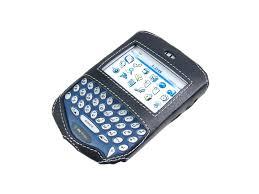 WorkShop BlackBerry 7230 Leather Case
