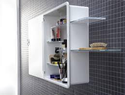 bathroom mirror cabinet plastic the