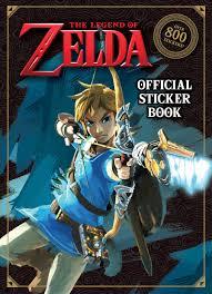 The Legend Of Zelda Official Sticker Book Nintendo Penguin Random House Elementary Education