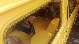 modifikasi interior mobil katana