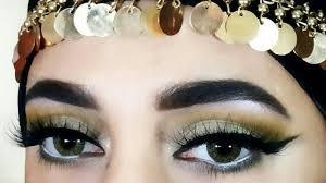 mehndi makeup look insipired by kashees