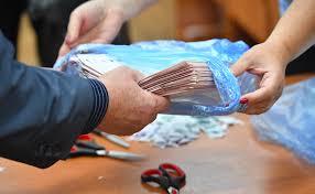 В Кремле допустили перенос дня голосования на зиму или на год ...