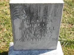 Priscilla Morris Russell (1865-1932) - Find A Grave Memorial