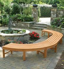 teak benches for garden patio