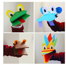 Hand puppets Babyccino Kids: Daily tips, Children's products ...