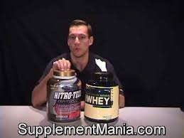 losing weight with whey protein