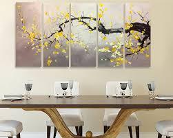 cherry blossom tree painting acylic l