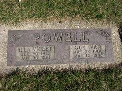 Guy Ivan Powell (1908-1988) - Find A Grave Memorial