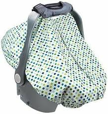 infant carrier car seat cover