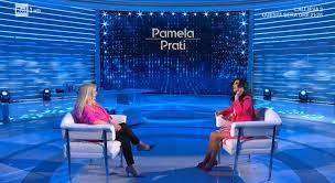 Inizia la fase 2 di Domenica IN con Pamela Prati primo ospite in ...
