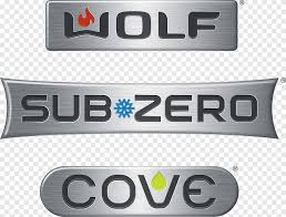 Sub Zero Wolf And Cove Showroom Home Appliance Logo Thermador Refrigerator Emblem Electronics Png Pngegg