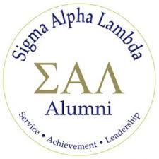 Window Decal Sigma Alpha Lambda
