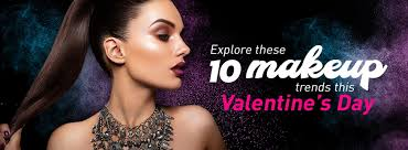 makeup for valentine s day 2020