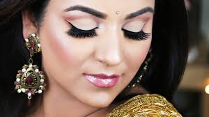 indian wedding guest makeup party