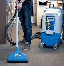 heated portable carpet extractors