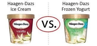 nutrition faceoff haagen dazs vanilla