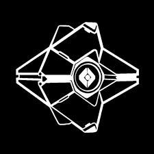 Destiny Ghost Eyes Up Guardian Vinyl Decal Sticker Destiny Etsy