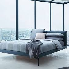 woven stripe bedding by hugo boss 250