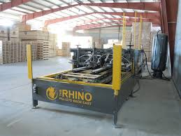 automatic pallet making machine by bc